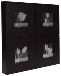 Goldbuch Black Magic gallerie40x40 black