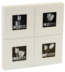 Goldbuch White Magic gallerie40x40 white