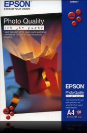 Epson Phot. Qual.Ink Jet A4/100 102g