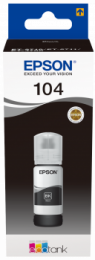 Epson 104 EcoTank Black ink bottle
