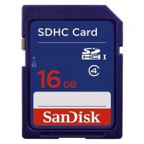 Sandisk SDHC 16GB