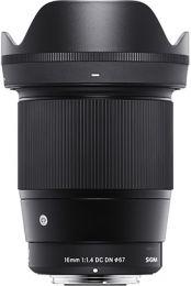 Sigma Sony-E 16/1.4 C DC DN