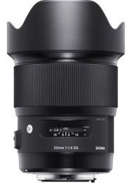 Sigma Sony-E 20/1.4 A DG HSM