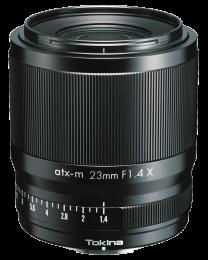 Tokina Fuji-X atx-m 23mm AF F1.4