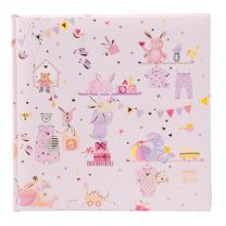 Goldbuch Wonderland pink 25x25/60 traditional photoalbum