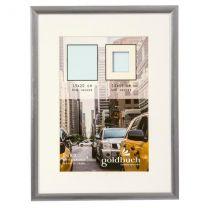 Goldbuch Puro 15x20 silver (10x15) frame