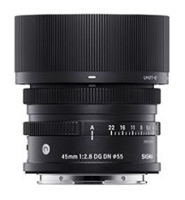 Sigma Sony-E 45/2.8 C DG DN