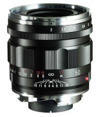 Voigtländer VM APO-Lanthar 2,0/50 mm asph black