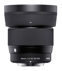 Sigma Sony-E 56/1.4 C DC DN