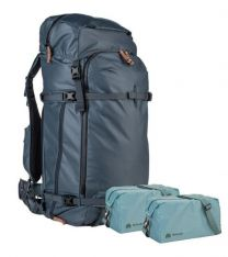Shimoda Explore 60 Starter Kit blue nigh