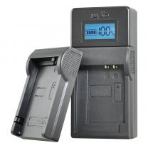 Jupio USB Brand Charger Canon 3.6V-4.2V batteries