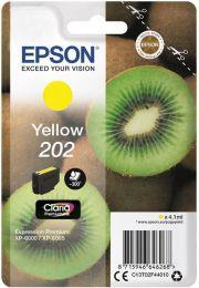 Epson Claria 202 yellow 4,1ml XP-6100