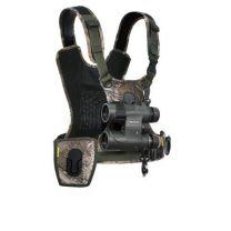 Cotton CCS G3 Camera Harness 1 camera + 1 binocular camo RT