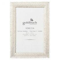 Goldbuch Venezia 13x18 silver metal frame
