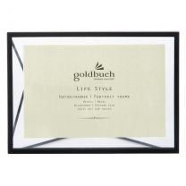 Goldbuch Life Style 10x15 black metal frame