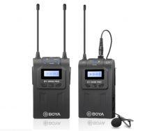 Boya UHF microphone kit 1TX+1RX wireless