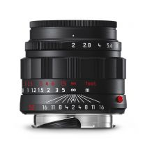Leica APO-Summicron 50/2 ASPH. black chr