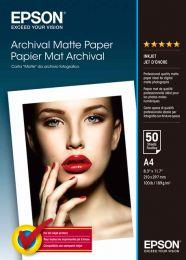 Epson Archival Matte A4/50