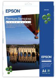 Epson Premium Semiglossy A4/20