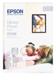 Epson Glossy Photopaper A4, 20 arkkia