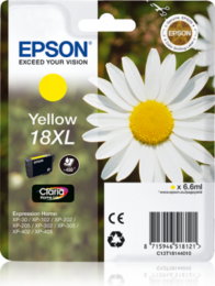 Epson T1814 yellow 6,6,ml 18XL