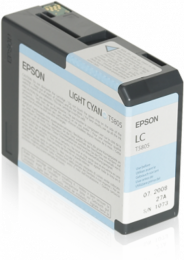 Epson T5805 Light Cyan 80ml (3880/3800)