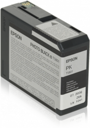 Epson T5801 Photo Black 80ml (3880/3800)
