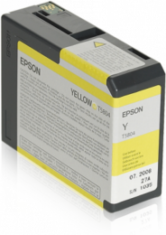 Epson T5804 Yellow 80ml (3880/3800)