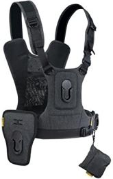 Cotton CCS G3 camera harness 2 charcoal grey