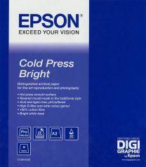Epson Cold Press Bright A2/25