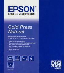 Epson Cold Press Natural A2/25