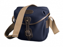 Billingham Hadley Digital Canvas navy/chocolate