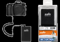 Jupio PowerVault DSLR Canon LP-E6 28Wh