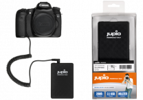 Jupio PowerVault DSLR Sony NP-FW50 28Wh