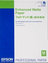 Epson Enhanced Matte Paper A3+/100