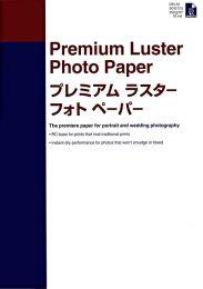 Epson Premium Luster A2/25
