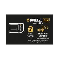 Burrel SIM kortti