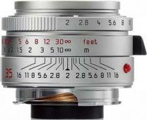 Leica Summicron-M 35/2.0 ASPH silver