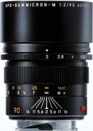 Leica APO Summicron-M 90/2