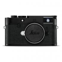 Leica M10-D black chrome finish