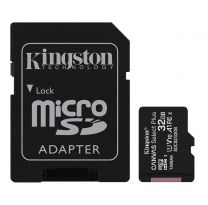 Kingston microSD 32GB canvas select PLUS