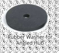 Cotton Rubber washers f. 10degr. camera hub 2pcs