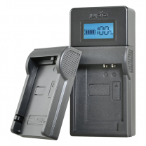 Jupio USB Brand Charger 7.2V-8.4V Nikon/ Fuji/ Olympus 7.2V-8.4V batteries