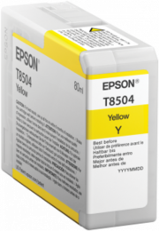 Epson T850400 Yellow 80ml SC-P800