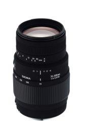 Sigma NAD 70-300/4-5.6 DG Macro