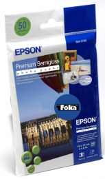 Epson Premium Semiglossy 50 kpl/10x15