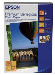 Epson Premium Semiglossy 10x15/20kpl