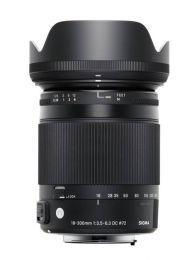Sigma SAF 18-300/3.5-6.3 C DC MACRO OS H