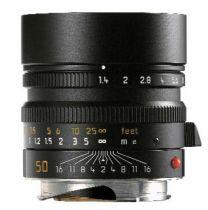 Leica Summilux-M 50/1.4 ASPH black anod