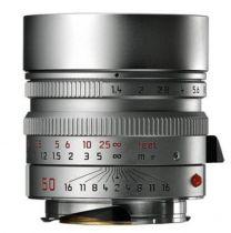 Leica Summilux-M 50/1.4 ASPH silver crom
